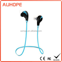 Long battery time high quality low price ultralight sport wireless bluetooth double ears headset