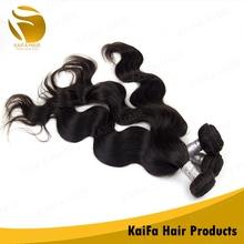 Non Remy 100% Virgin Brazilian Hair From Brazil
