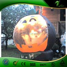 Halloween Inflatable Big Pumpkin For Decoration
