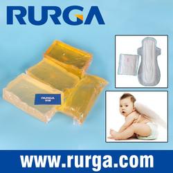 commendable hot melt pressure sensitive glue for hygiene articles