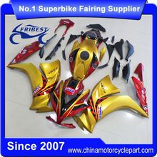 FFKHD022 Fairings For Motorcycle For CBR1000RR 2012 2013 2014 Gold And Dark Red