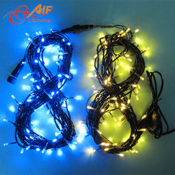 Holiday lighting wholesale led copper string lights