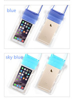 New product waterproof mobile phone pvc bag for smartphone