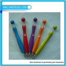 logo printed wholesale promotional plastic ball pen