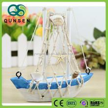 mới thiết kế bằng gỗ đồ chơi cánh buồm thuyền