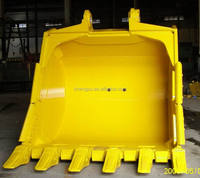 China PC1250 excavator HD bucket for construction equipment