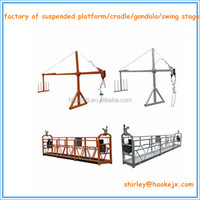 mobile electric lift electric work platform