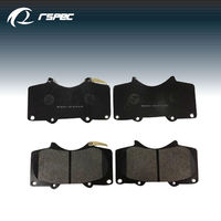 04466-22160 for toyota auto famous boss american brake pad with good brake pad adhesives
