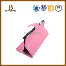 wholesale magnetic Leather slot wallet Cover stand Flip Case For HUAWEI ASCEND Y550