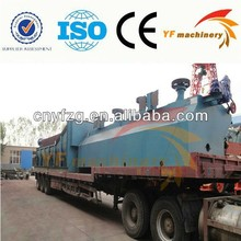 high flotation tires and rims / gold flotation machine / flotation production line
