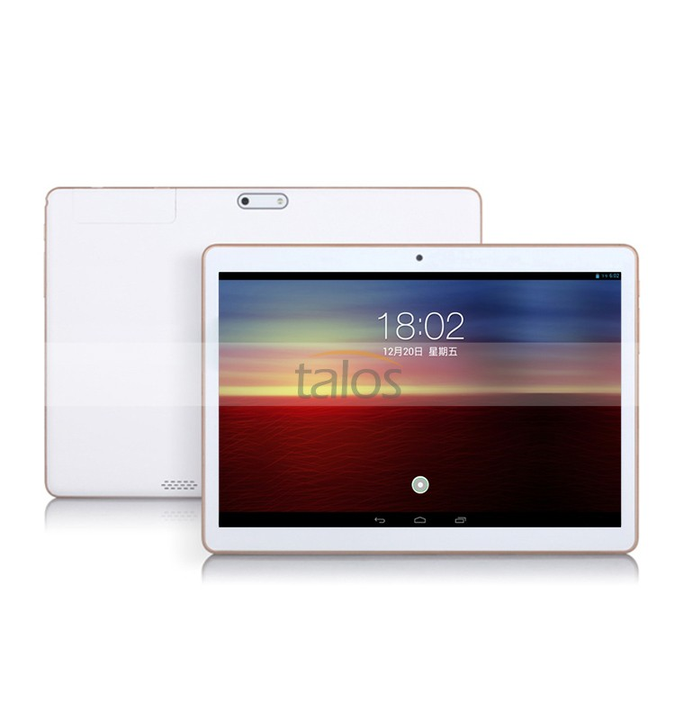 Brilliant HD 1280*800 IPS phablet 9.6inch 3g