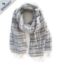 High quality new style new design japanese silk scarf