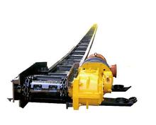 Cheap Large Conveying Capacity 160m SGZ630/220 Coal Mine Transport Scraper Conveyor