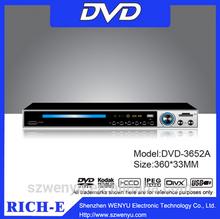 Automático de pantalla protoction barato reproductor de dvd