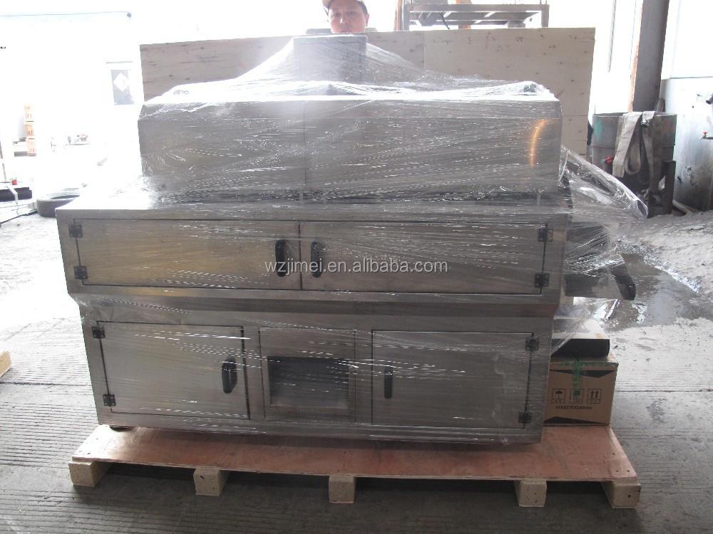 2014 hot sell professional electric barbados aloe peeling machine