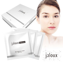 Jaloux Micro plastic Firming Bio Cellulose Facial Mask