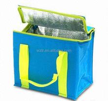 Reciclaje polyproplene impresión no tejida bolsa hielo