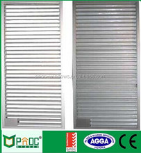 Trade Assurance Factory Price Louver Window With American style