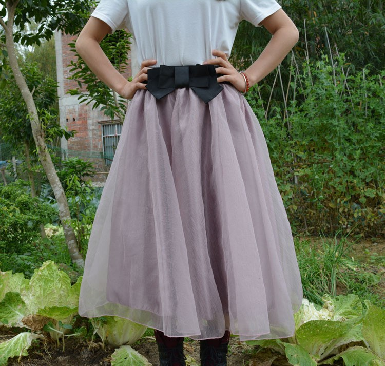 Skirt And Blouse Wedding Gown