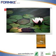 """hot sell factory supply 6.2"""" color display lcd screen & touch panel"""
