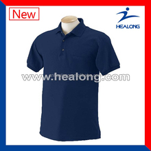 Popular Fashion New Design Embroidery T-shirts Polo