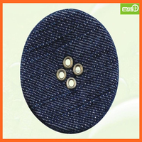 Fashion Cloth push Button for bag