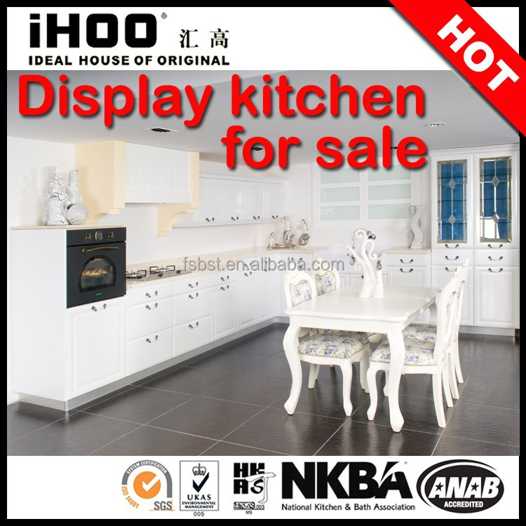 Showroom Display Kitchen Cabinet For Sale Blum Hardware