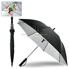 sun umbrella fan