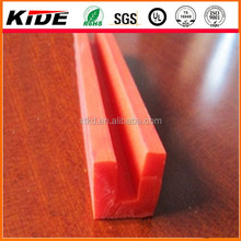 china U shaped silicone rubber seal strip