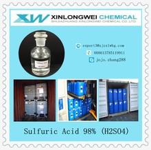 Hot Sale Sulfuric Acid 96% Electroplate Solution (Sulphuric Acid)