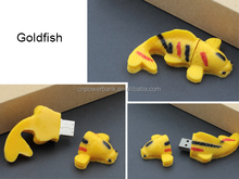 China manufacturer fish flash memory drive America