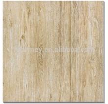 rústico de porcelana baldosas de mirada como la madera para interior de las escaleras de madera de foshan nanhai fábrica