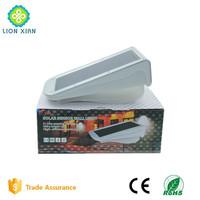 aluminum 38 pcs LED solar motion sensor light