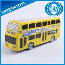 coche de juguete para la venta de autobús de dos pisos de londres de juguete juguete del autobús