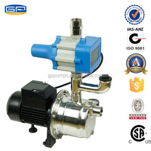 Stainless steel Automatic booster pump with CSA certification -high pressure water pump