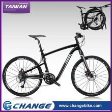 CHANGE H9 10.5kg lightweight carbon fork 26 inch hybrid touring bicycles