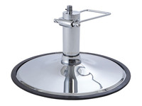 Barber shop equipment barber chair parts Styling Round Base, Pump TZ01