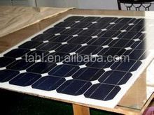 A grade high effciency solar panel 50W for home system
