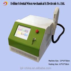 OPT IPL Fast hair removal ipl shr device