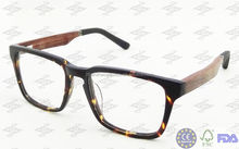 Top Selling Acetate Optical Glasses Wood legs Factory Outlet From China