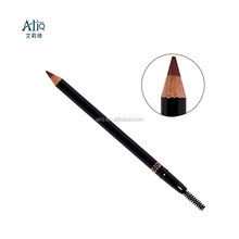 Multi- color Waterproof Eyebrow Pencil With Brush