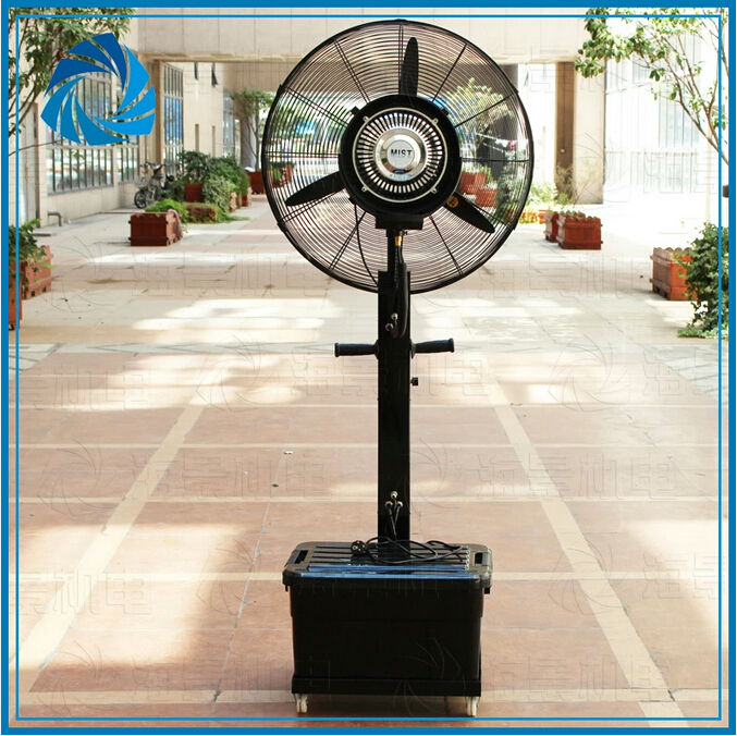 Best Portable Misting Fans With Tank : Ty haigint portable high quality industrial