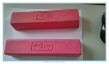 High quality polishing buffing material in wax Red polishing wax for stainless steel or other hard metal