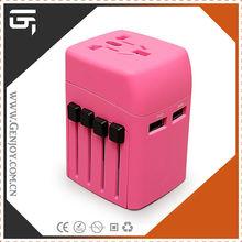 Genjoy Gift Item Application and Plug with multi Socket Type International travel adapter