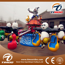 Amusement rides KungFu Panda jumping machine rides for sale