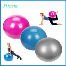 Bonne qualité PVC exercice Yoga ballon de Fitness exercice Yoga équilibre ballon de Fitness