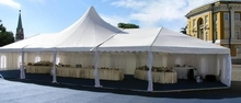 Exotic Unique Style Tent for Party Events