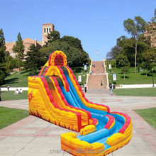 chinese the greatwall classic inflatable slide