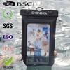 dry bag for mobile/ floating waterproof phone bag/ customize waterproof bag
