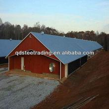 prefab steel frame farm house